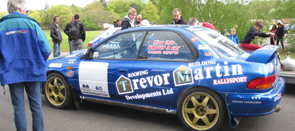 Sponsor TM Rallysport
