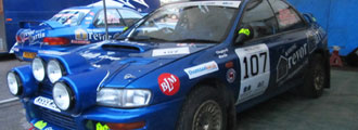 TM Rallysport Rally Cars are Back