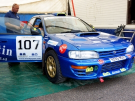 TM Rallysport Testing 2