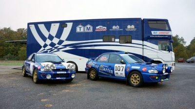 TM Rallysport Testing 1