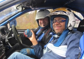Rally Experience Days